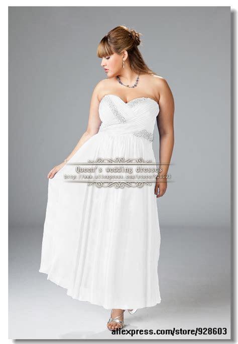 Plus Size Wedding Dress Under $100
