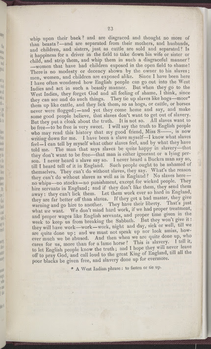 The History of Mary Prince, A West Indian Slave -Page 23