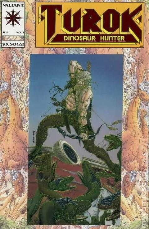 Turok Dinosaur Hunter Comic Book Value