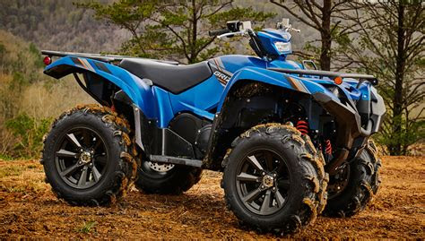 yamaha grizzly eps se preview atvcom