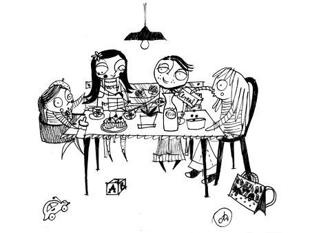 Café da manhã - Breakfast by good mood factory