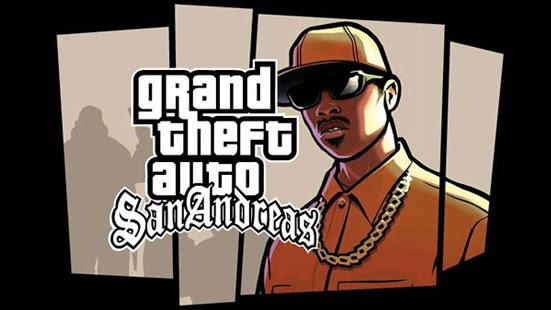 Grand Theft Auto: San Andreas v1.08 Apk androidbit
