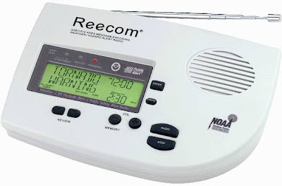 Reecom 1630 Weather Radio