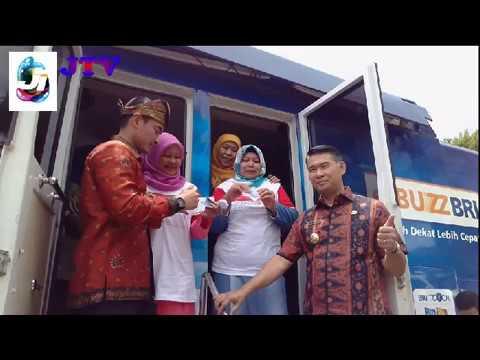 Menteri Sosial Luncurkan Layanan E-Warong di Jambi