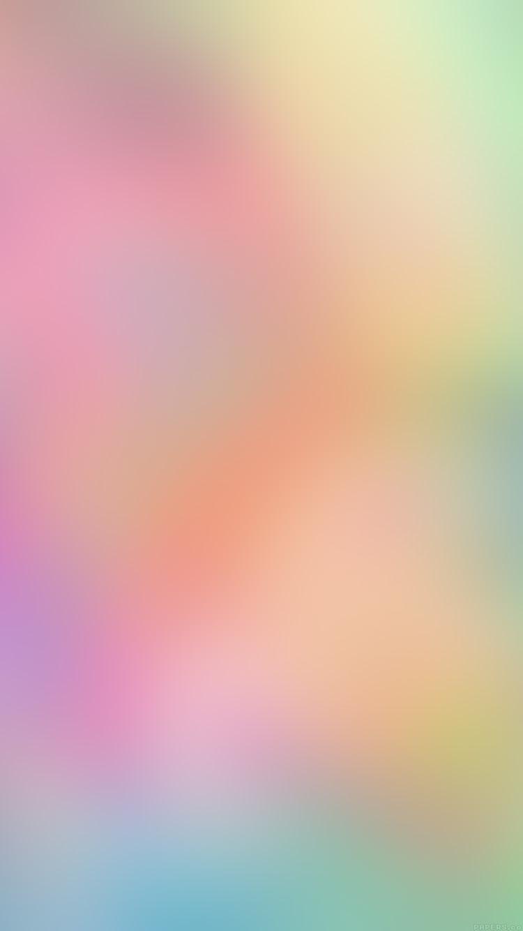 淡い色のグラデ Iphone6壁紙 Wallpaperbox