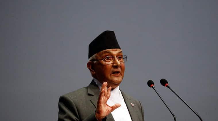 KP Oli, KP Oli swearing ceremony, Nepal elections, Communist Party of Nepal, Nepal Communist Party-Maoist, Nepal news