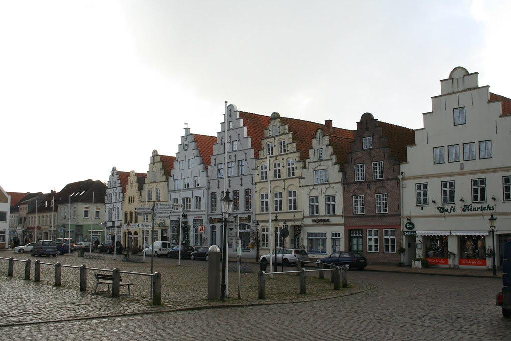 Friedrichstadt marts 2007