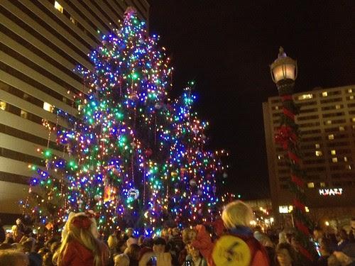Downtown Christmas Tree - Lexington, Ky.