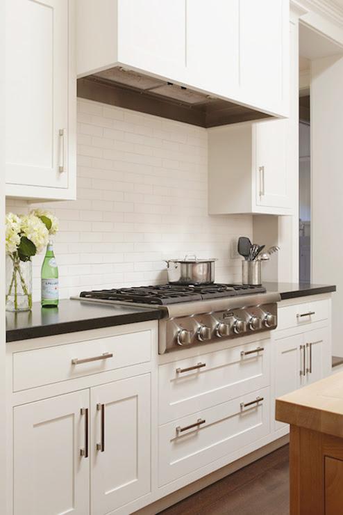 White Dove Kitchen Cabinets - Traditional - kitchen ...