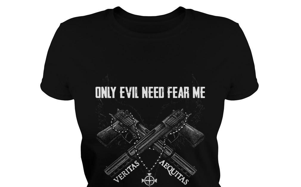 Anges Saints AEQUITAS Veritas T Shirt