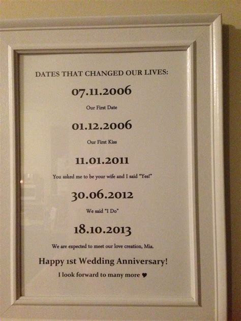 Ideas For 10 Year Wedding Anniversary