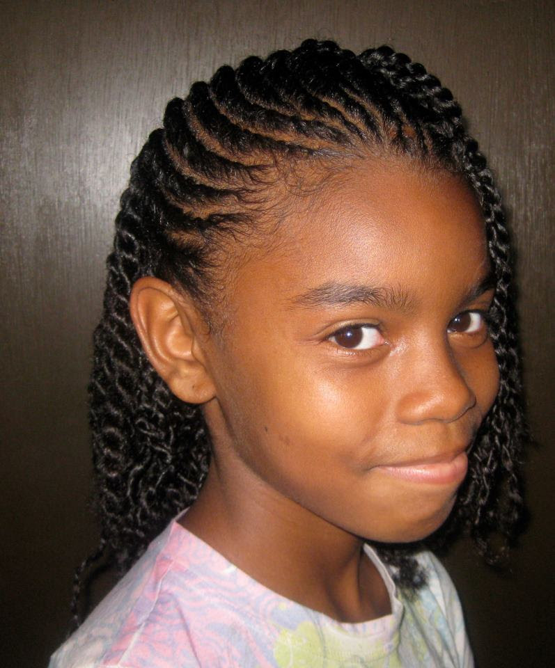 Best Graphic Of Hairstyles For Black Kids Alice Smith