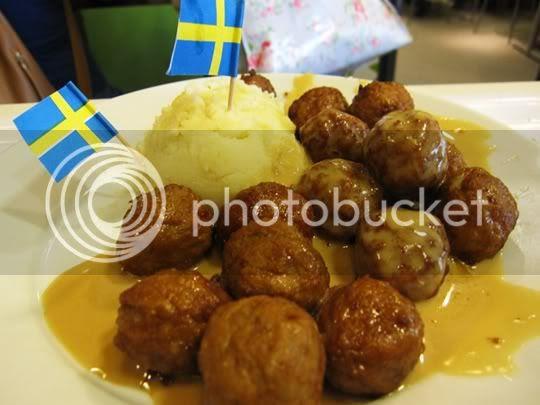 ikea famous meatballs