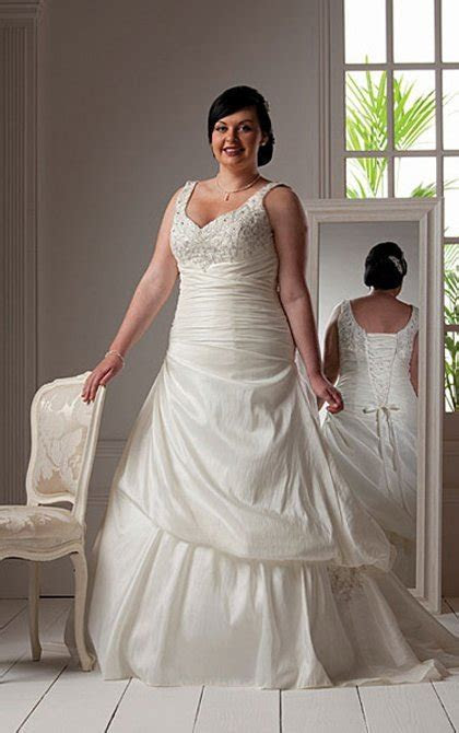 Wedding dresses for the fuller figure in Derry, Northern