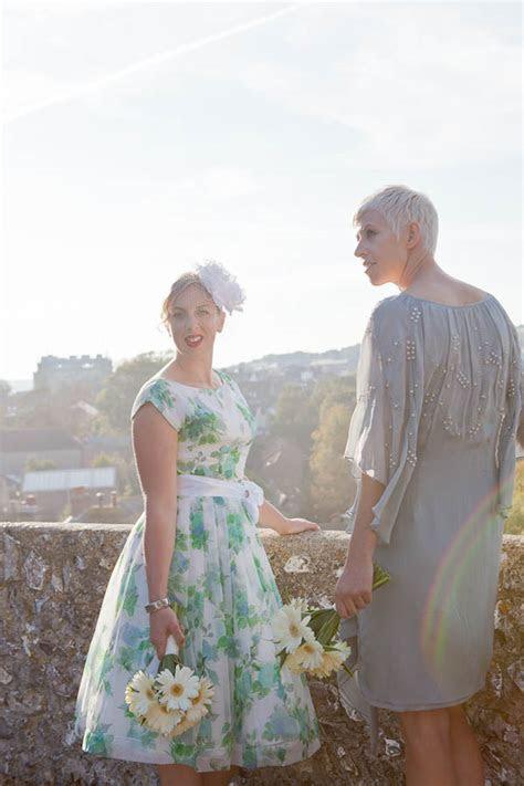 A Humanist Lewes Castle Wedding: Sara & Lucy · Rock n Roll