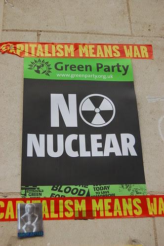 Occupy St Pauls Nov 11 17
