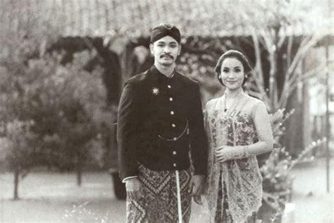 inspirasi foto prewedding bertemakan tradisional
