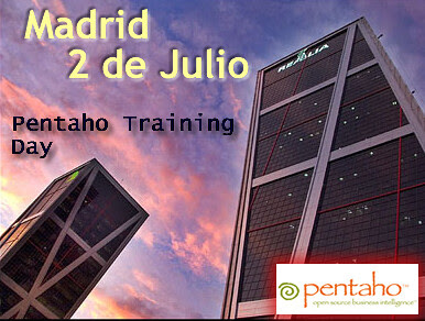 Madrid Pentaho Training