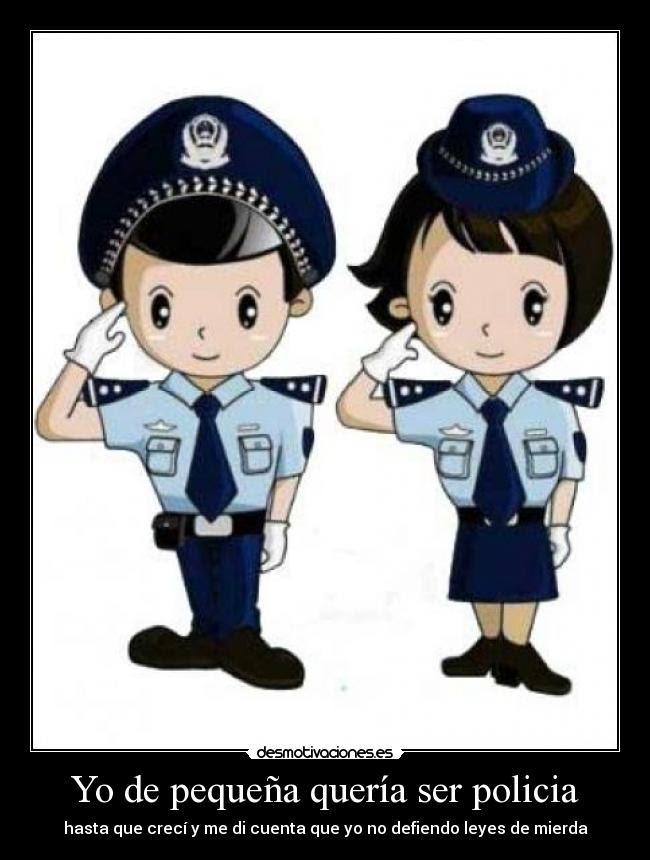 Feliz Dia Del Policia Amor Liebzig