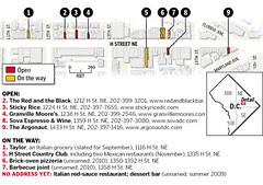 Building a critical mass of restaurants on H Street NE