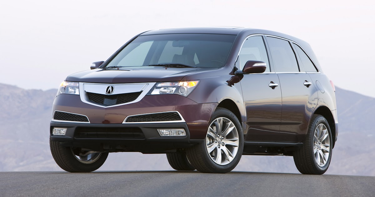 acura announces pricing and on sale for 2010 mdx fashion hollywood. Black Bedroom Furniture Sets. Home Design Ideas