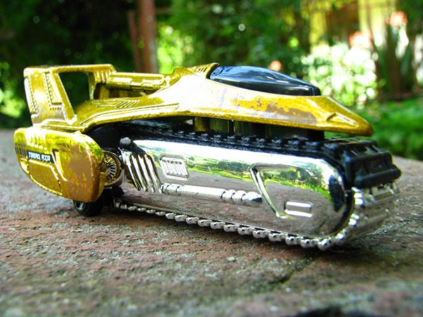 Hot Wheels Tread Air frente