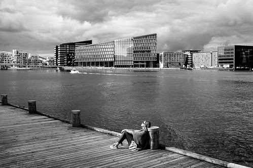 Late summer day in Copenhagen - Fuji X100S