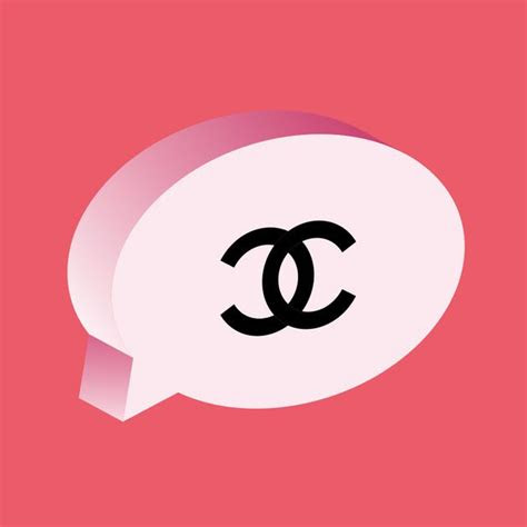 chanel rouge coco stickers chanel emoji stickers