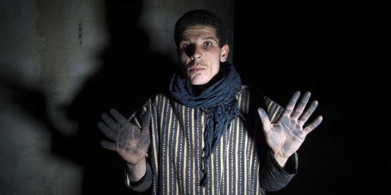 Abderrazak Daiwi a survécu à l'effondrement d'une mine à Jerada.