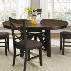 Oval Pedestal Dining Table Products on Houzz