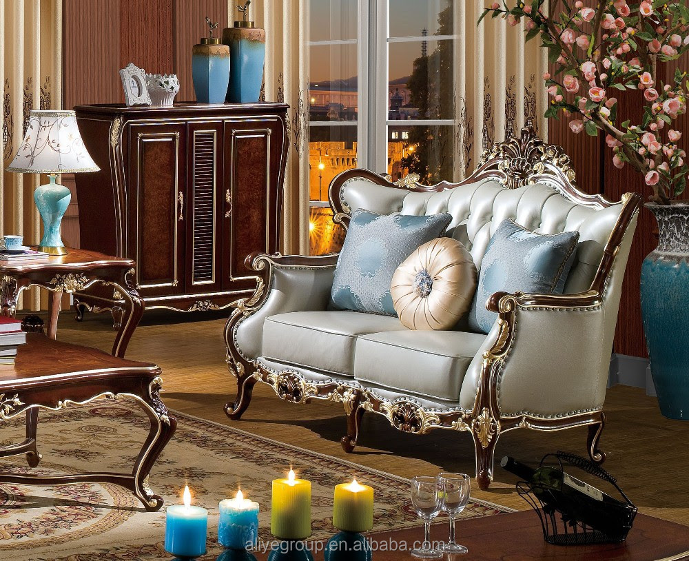 French Provincial Living Room Furniture | Zion Modern House