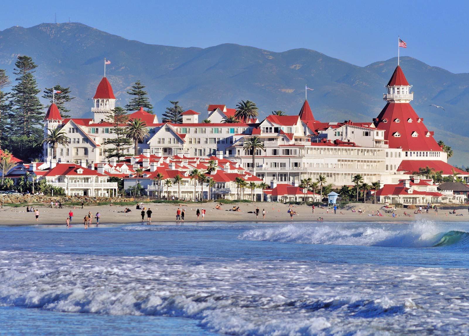 Coronado Beach Hotels  Coronado Beach Resorts