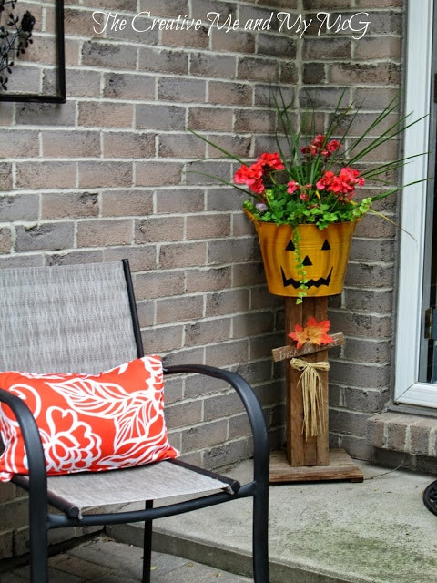 Get Your DIY On {Pumpkin Projects}   Just a Girl and Her Blog