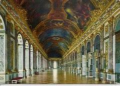 Dalam Chateau de Versailles, France