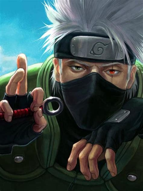 kakashi shinobi art wallpaper  android apk