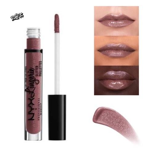 Nyx Glitter Lip Gloss