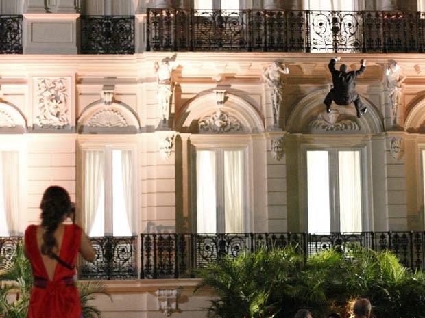 Jôse-foto-morte Salomão-O Astro (Foto: O Astro / TV Globo)