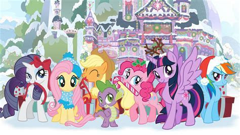 My Little Pony Friendship Is Magic: Best Gift Ever   Netflix