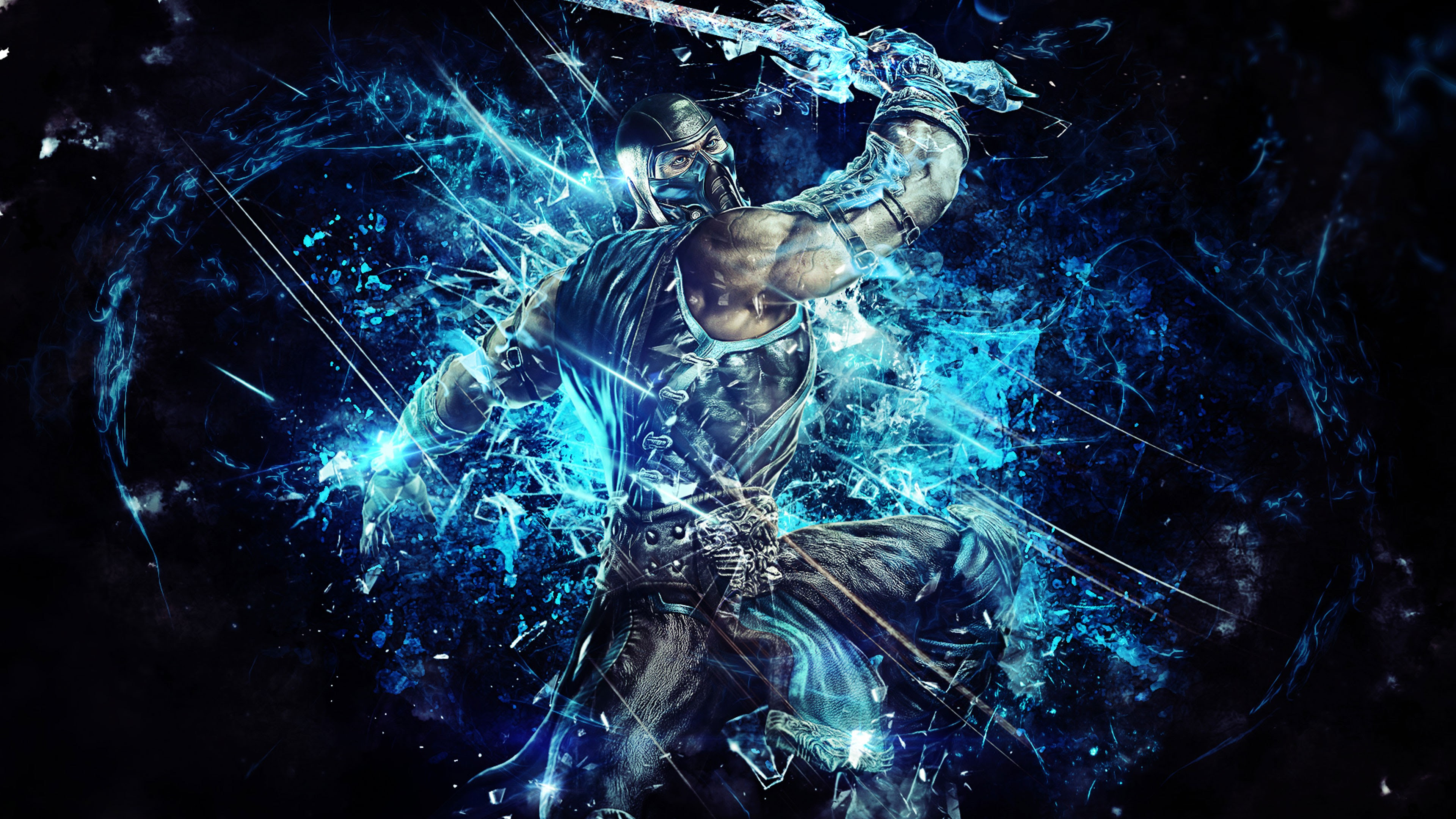 Sub Zero Mortal Kombat Wallpapers Hd Desktop And Mobile Backgrounds
