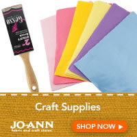 Crafts & Supplies at joann.com!