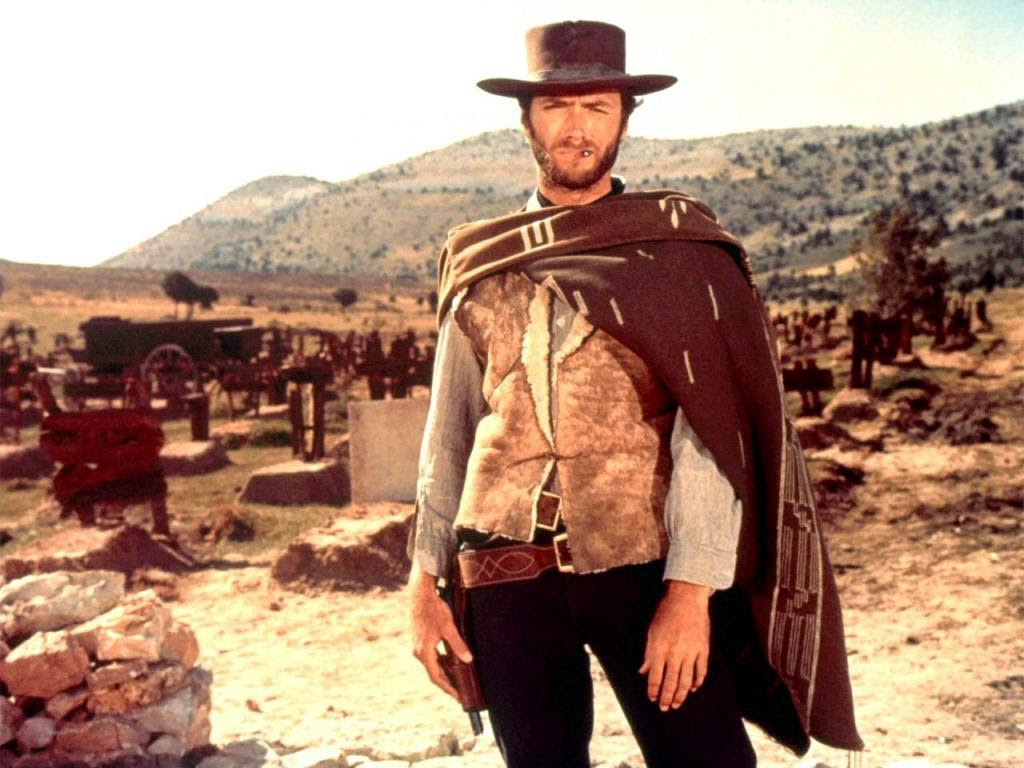 The Good The Bad And The Ugly Clint Eastwood Wallpaper 22099213
