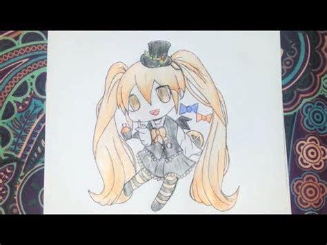 draw  anime gothic girl   halloween costume