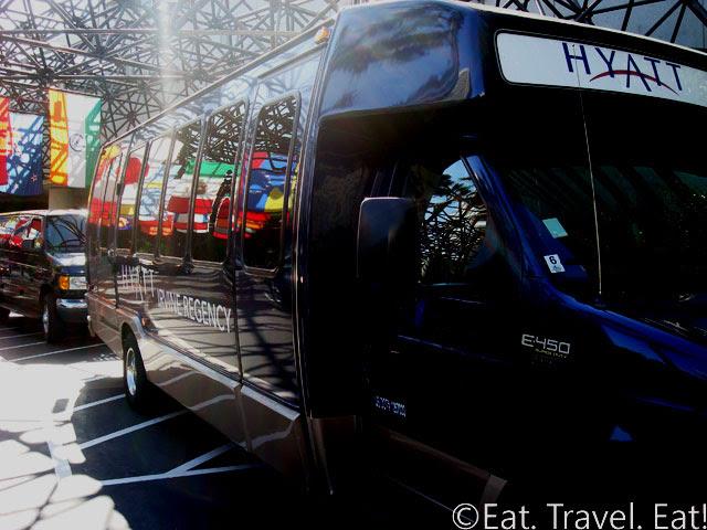 Hyatt Regency Bus