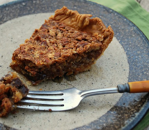 Oats N' Honey Granola Pie slice