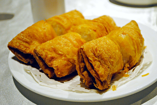 Fried Daikon Roll