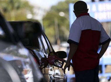 Preço médio da gasolina sobe pela 13ª semana e valor por litro chega a R$ 4,20
