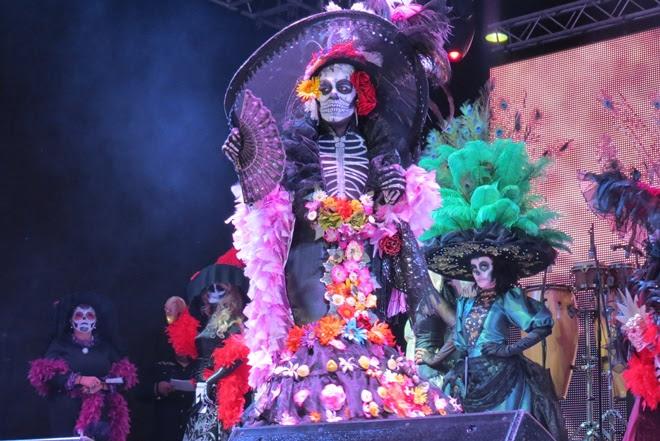 35 Catrinas Y La Sonora Santanera Protagonistas Del Festival Del