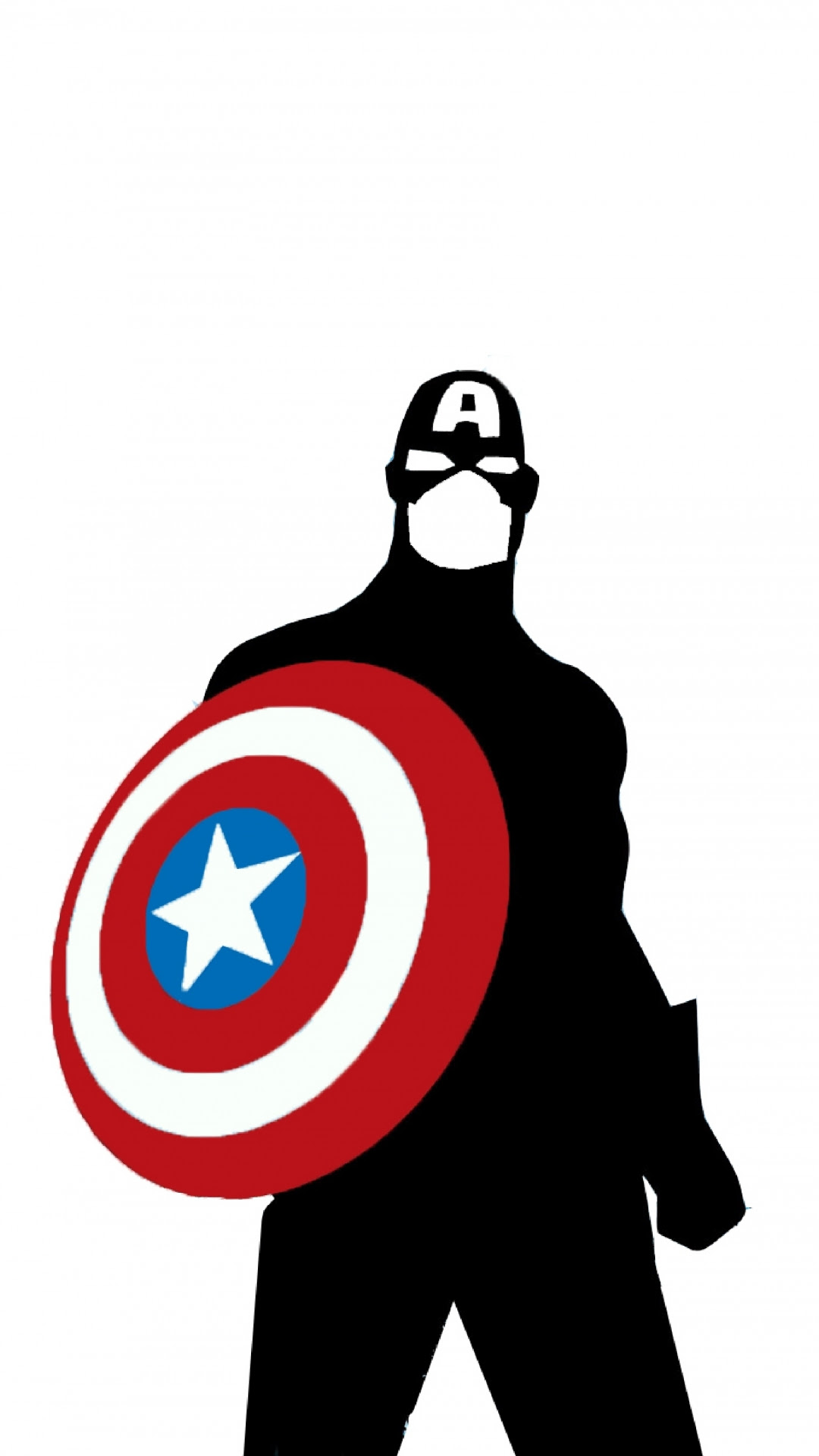 Captain America iPhone Wallpapers | PixelsTalk.Net