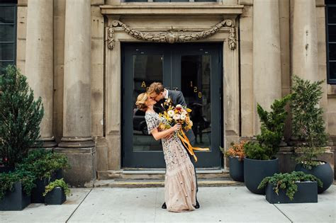 Aisling   Conor ? Ace Hotel Pittsburgh Wedding ? Wild