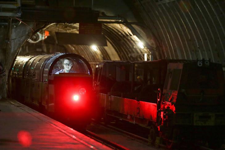 Підземна поштова залізниця Лондона